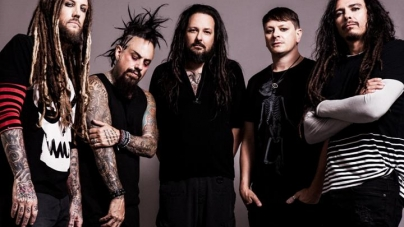 Korn –  'THE SERENITY OF SUFFERING' OUT NOW ON ROADRUNNER RECORDS
