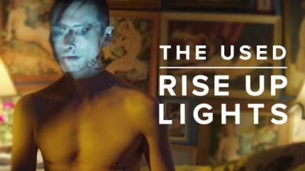 "The Used released the official music video for ""Rise Up Lights"" off The Canyon"